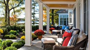 pictures of backyard porches