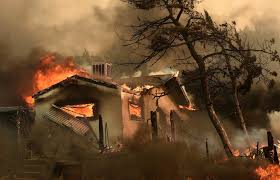 Wildfire California 2016 by Electrical Line In Tree Blamed In Deadly California Wildfire Nbc