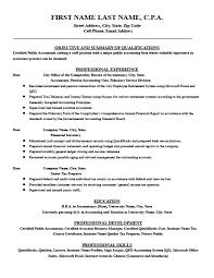 Financial Accountant Resume Sample by Financial Accountant Resume Template Premium Resume Samples