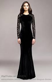 wedding occasion dresses black velvet evening dress wedding guest dress