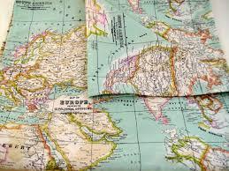 africa map fabric the 25 best map fabric ideas on travel theme nursery