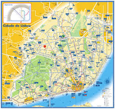maps update 44003129 lisbon tourist map printable u2013 lisbon maps