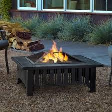Backyard Foam Pit Fire Pit Tables