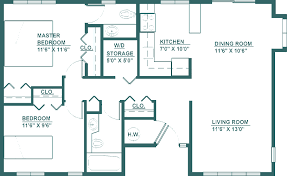 what are floor plans independent living carleton willard floor plans for cluster
