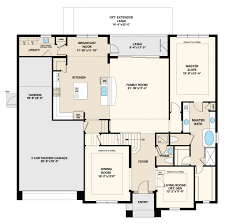 hemingway iii floor plan at arbor chase in palm harbor fl