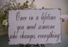 wedding quotes about time wedding quotes wedding sign once in a time groom