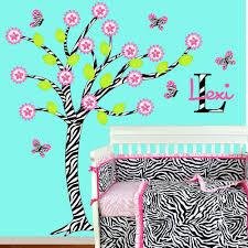 Zebra Bedroom Decorating Ideas Girls Bedroom Extraordinary Zebra Bedroom Design And