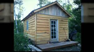 quality bunkhouses and small cabins plans youtube