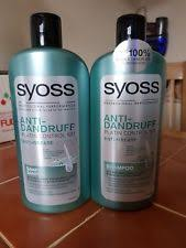 Sho Syoss schwarzkopf all hair types shoos conditioners ebay