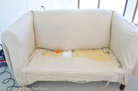 How To Reupholster Armchair How To Reupholster A Couch