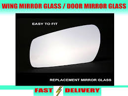 toyota yaris wing mirror glass wing mirror glass driver s side offside door mirror glass amazon