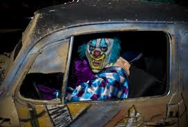 what happened to creepy clowns threats reduce after global phenomenon