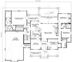 House Plans 3000 Sq Ft European Style House Plans 11877 Square Foot Home 2 Story 8