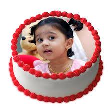 photo cake vanilla photo cake gifting deal