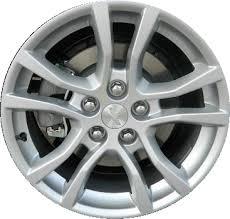 aly5575 5629 chevrolet camaro wheel silver painted 9599048