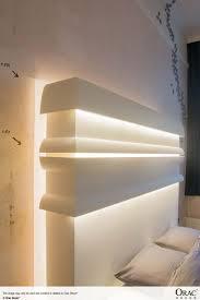Headboard Lighting Ideas 95 Best Uplighting Coving Designs Images On Pinterest Cornices