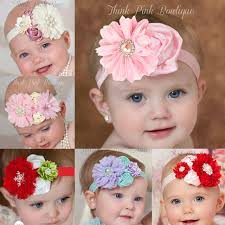 flower band 2016 newest design baby girl flower headband hair flower band