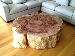 tree trunk end table tree stump side table tree trunk side table canada it guide me