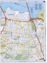 Map Of Queens New York by East Queens Map