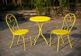 Patio Furniture Archives Frugal Fritzie - Yellow patio furniture