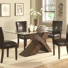 best 25 modern dining table modern dining table with glass top and steel legs glass top dining