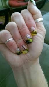 steeler nail art swanky nails pinterest football nails