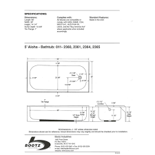 Bathtub Installation Guide Articles With Bootz Steel Bathtub Installation Tag Chic Bootz