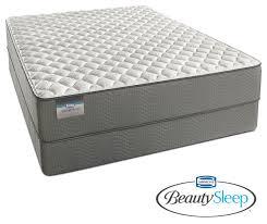 Alpine White Firm Queen Mattress And Foundation Set Value City - Value city furniture mattress