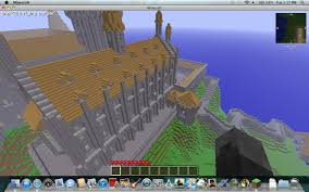 hogwarts minecraft project