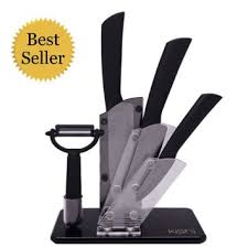 Best Selling Kitchen Knives Buy Best Seller Kishi World Class 1 Set Of Ceramic Black Blade