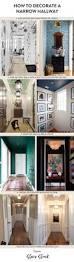 decorating a narrow hallway decorative mouldings neutral walls
