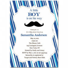 baby boy shower invitations designed baby boy shower invitation bs184