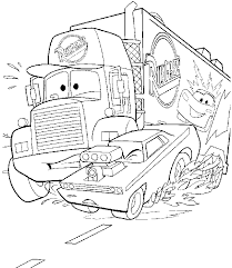 lightning mcqueen coloring pages getcoloringpages