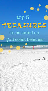 Indian Shores Florida Map by Top 3 Treasures To Be Found On The Gulf Beaches