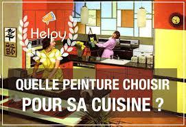 quelle couleur choisir pour une cuisine quelle peinture pour une cuisine peinture de cuisine quelle