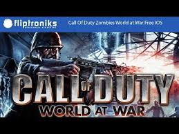 call of duty world at war zombies apk call of duty zombies world at war free ios iphone