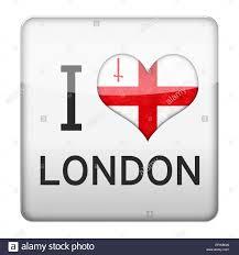 London Flag Photos I Love London Flag Icon Stock Photo Royalty Free Image 82921797