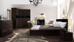 Black Furniture For Bedroom Tiny 13 Bedroom With Dark Floor On Black Hardwood Floor Bedroom