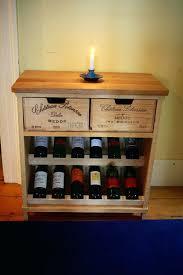 wine rack side table wine rack side table handmade rustic wine rack wine rack side tables