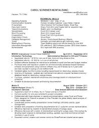 Best Administrative Assistant Resume by Administrative Assistant Job Skills Resume Free Resume Example