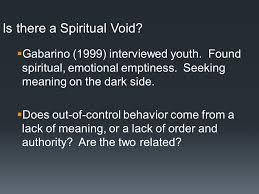 Seeking Meaning Existential Spiritual Development Ppt