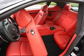 maserati truck red interior 2016 maserati granturismo review carrrs auto portal