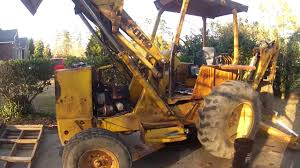 1981 ford 555 backhoe transmission issues part 2 tearin u0027 her down