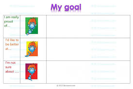 goal setting worksheets exercises clipart u0026 resources