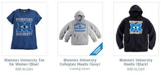 monsters university u0027academic u0027 website launched promote