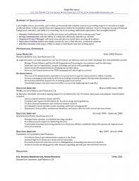 Resume Sample Secretary by Skills For Secretary Resume Free Resume Example And Writing Download