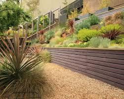 Construire Un Mur De Soutènement  Idées Jardin Pratiques - Landscape wall design