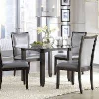 dining room chairs leather seat thesecretconsul com