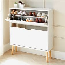 Slim Shoe Cabinet Storage Solutions U003e Home Innovations