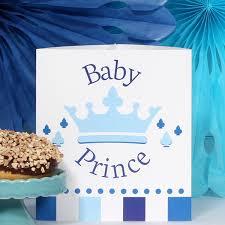 baby shower centerpiece prince baby shower centerpiece